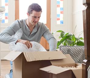 بسته بندی اثاثیه حرفه ای - ظرافت بار
